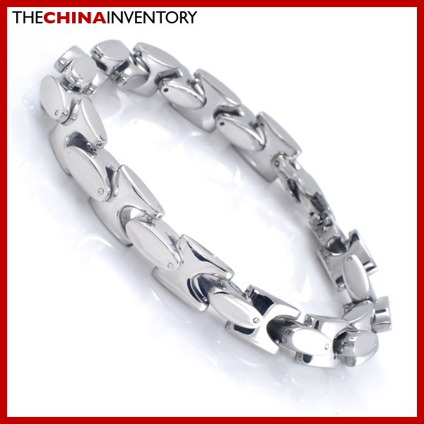 "9MM 9"""" HEAVY STAINLESS STEEL MARINE BRACELET B2717"