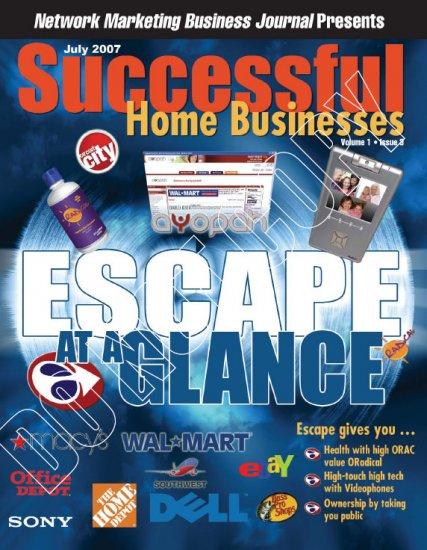 Escape Magazine - Bundle of 50