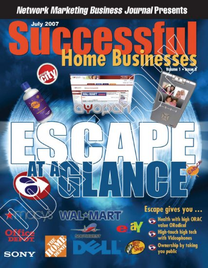 Escape Magazine - Bundle of 100