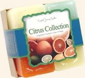 Citrus Collections Candle Gift Set Collection