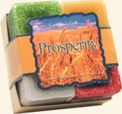 Prosperity Candle Gift Set Collection