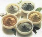 Green French Clay Mask. 4 oz.