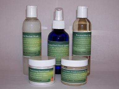 Complete ProAcuMed Skin Care: Anti-Aging Package