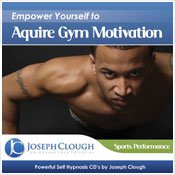 Acquire Gym Motivation Hypnosis CD