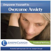 Overcome Anxiety Hypnosis CD