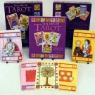 Art of Tarot Cards and Book Set