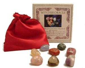 Witches Oracle Stones
