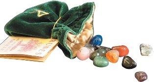 Luxury Mixed Gemstone Runes