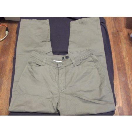 Lee Khakis~Army Green~ 14 short~ wide leg~nice