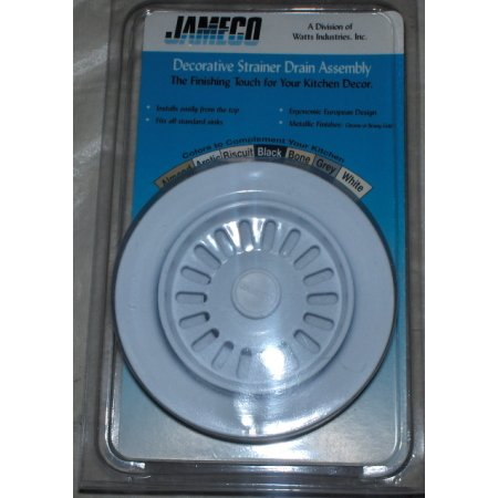 Jameco decorative strainer drain assembly kitchen sink~free shipping