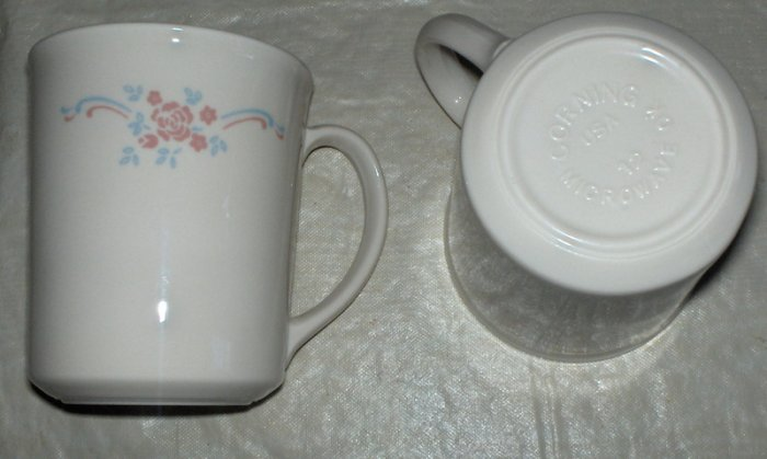 Corelle-Corning-English Breakfast mug $7.50 each~free shipping