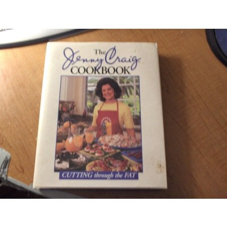 The Jenny Craig Cookbook-Cutting thru the Fat