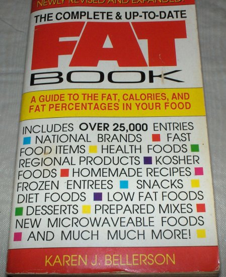 The Complete & Up-To-Date Fat Book 1993