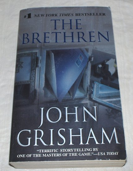 The Brethren by John Grisham (2000) paperback