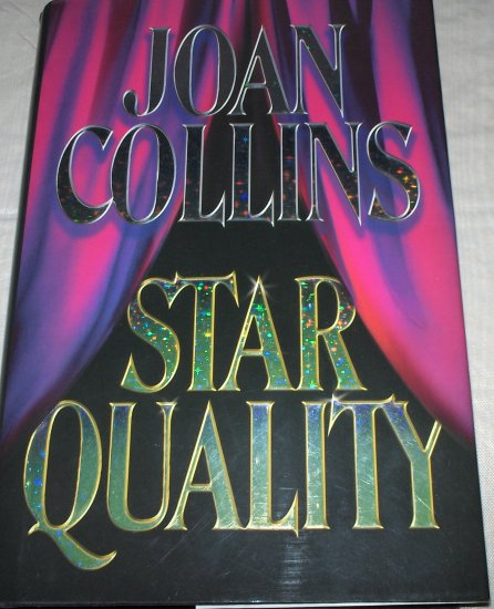 Star Quality by Joan Collins 2002-hardcover