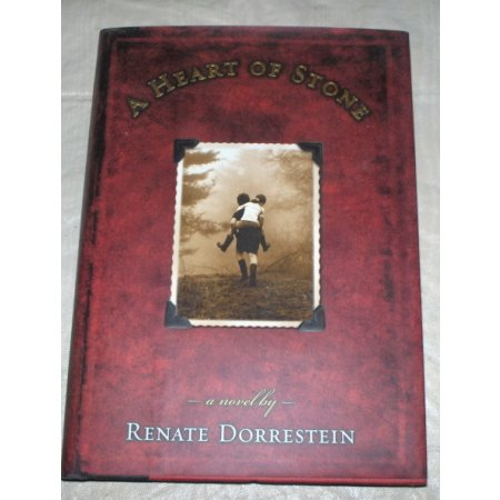 A Heart of Stone by Renate Dorrestein 2001 HC/DJ