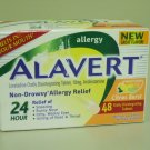 ALAVERT 24 Hour Non-Drowsy Allergy Relief - 48 Orally Disintegrating Tablets Citrus Burst