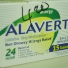 Alavert 24 Hour Non-Drowsy Allergy Relief - 15 Tablets