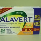 Alavert 24 Hour Non-Drowsy Allergy Relief - Citrus Burst - 18 Orally Disintegrating Tablets