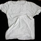 Hanes Men's Used XL Long T-Shirt Undershirt 46-48