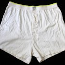 DNKY Men's 1 pr White Underwear PURE Boxers M