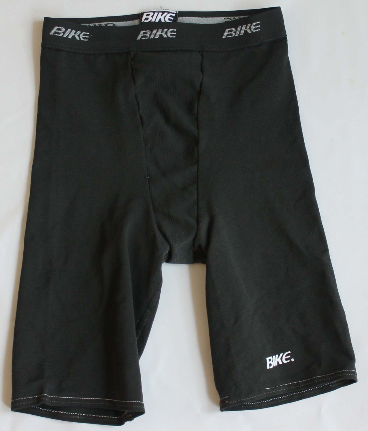 Bike Men's Black Support Shorts Small