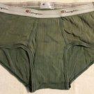Champion Men's 1 Pair Mens Low-rise Underwear Briefs Large 38