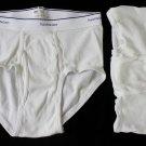Fruit of the Loom Men's FTL 2 PairUnderwear Briefs Small