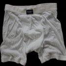 Jockey Men's 1 pr White Underwear Sport  Boxer Briefs M