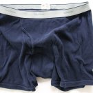 Fruit Of The Loom Men's 1 pr Blue Underwear Boxer Briefs Large