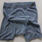 Hanes Men's 1 pr Blue Underwear Boxer Briefs M 32-34