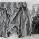 Puritan  Men's Used 3 pr Gray Underwear Boxer Briefs Large 36-38
