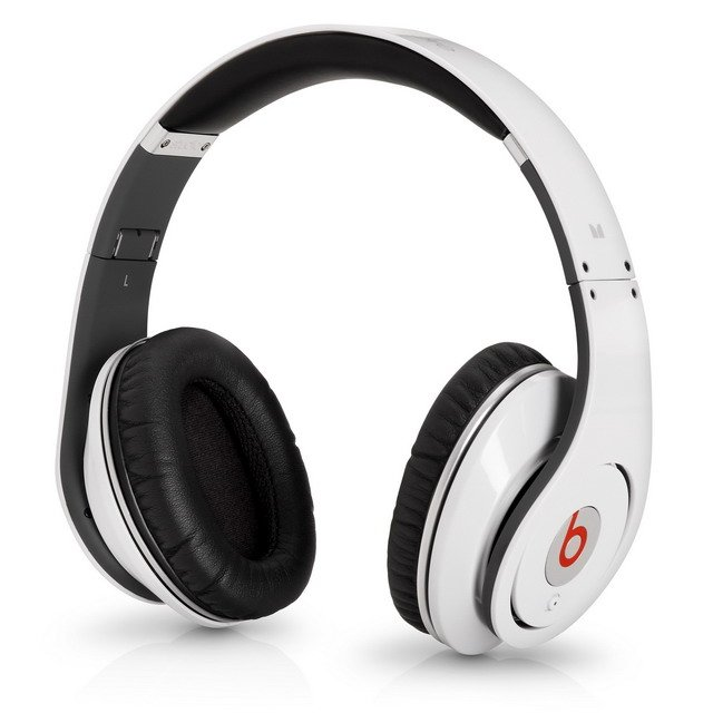 Monster Beats Studio by Dr. Dre White free shipping