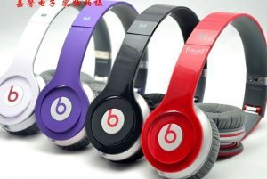 Monster Solo HD Beats By Dr.Dre headphones headset solo single small magic sound recording engineer