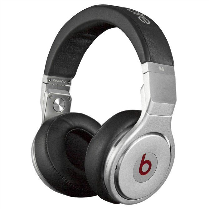 Brand New Monster Beats By Dre black Pro's HD Professional Headphones
