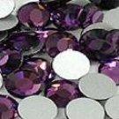 200 Amethyst Rhinstones