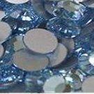 200 Aquamarine Rhinestones