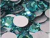200 Blue Zicron Rhinstones