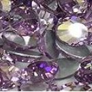 200 Light Amethyst Rhinestones