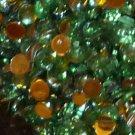 200 Lime Rhinestones