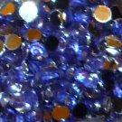 200 Sea Blue Rhinestones
