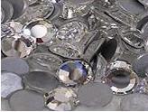 500 Clear Crystal Rhinestones 2mm