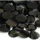 200 Black Rhinestones 2mm