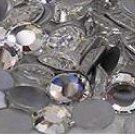 1000 Clear Rhinestones 2mm