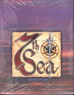 7th Sea Strange Vistas Starter Box