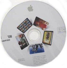 Apple MacBook 13, iWork '08 Install Disk (Mac OS X O/S)