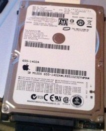 Seagate, Apple MacBook 80GB SATA Hard Drive, Office Lion