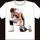 "Small - White - Tim Tebow ""Jesus 15"" Denver Broncos T-shirt"