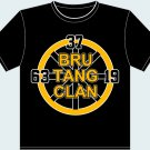 "XL - Black - Brad Marchand ""Bru-Tang Clan"" T-shirt Boston Bruins"