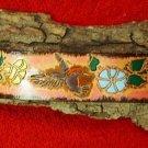 Leather Humming Bird Bracelet Item # 141